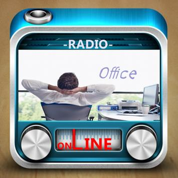 Office Radio Stations poster