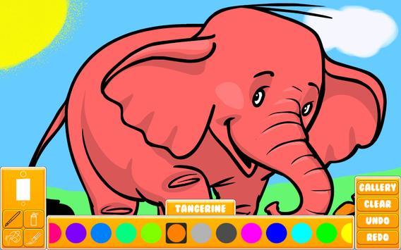 Animal Coloring Book 2017 apk screenshot