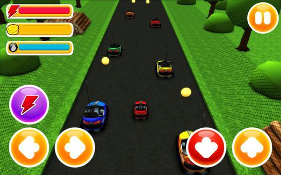 bumper cars 60 seconds runner apk screenshot