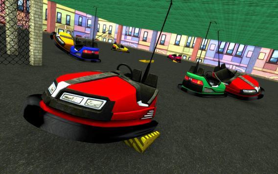 Bumper Cars Unlimited Fun poster