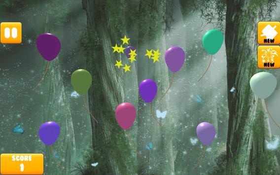 Balloon Pop Kids Fun apk screenshot