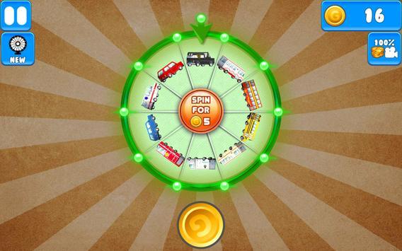 Cartoon Wheel of Fortune Free screenshot 11