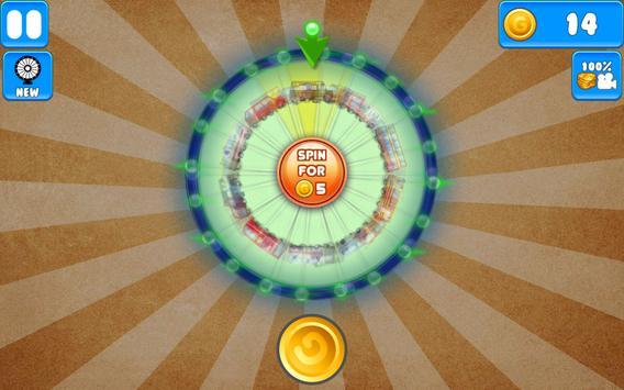 Cartoon Wheel of Fortune Free screenshot 1