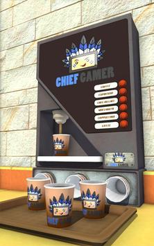 Coffee Vending Machine Tycoon poster