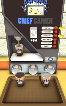 Coffee Vending Machine Tycoon apk screenshot
