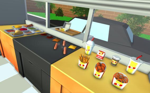 Cooking Kitchen Car Drive Thru screenshot 1
