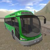 Commercial Bus Hill Climb Sim icon