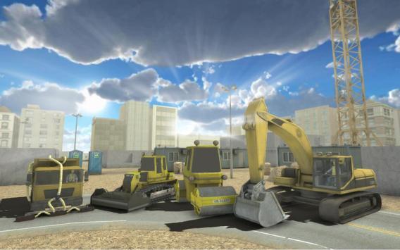 Construction SIM: City Builder poster