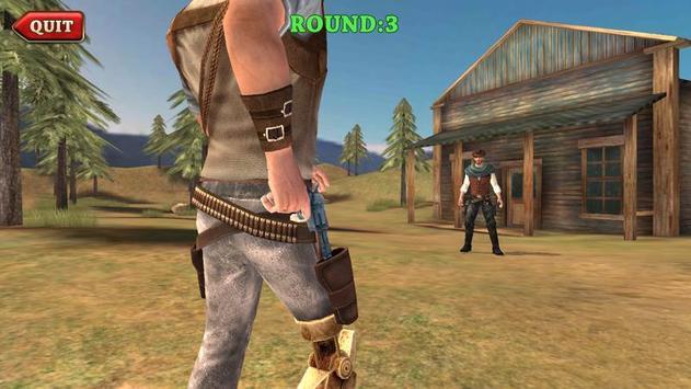 2 Schermata Ovest Combattente - West Gunfighter