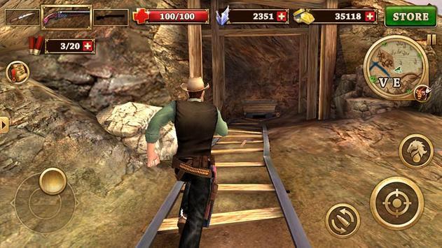 Огонь с Запада - West Gunfighter скриншот 7