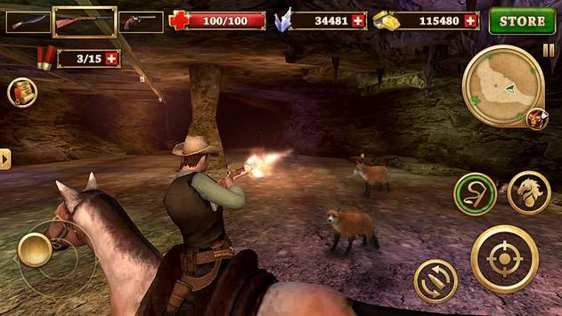 5 Schermata Ovest Combattente - West Gunfighter