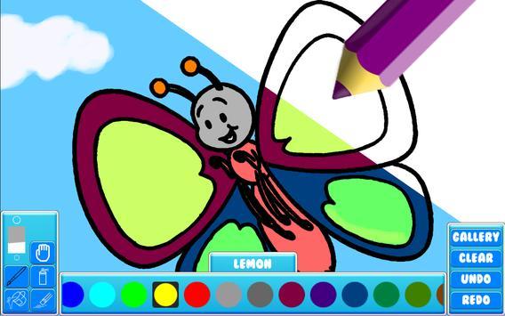DIY : Fantasy Coloring Book screenshot 7