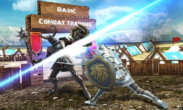 Tödlicher Schwertkampf 3D Screenshot 1