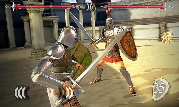 Tödlicher Schwertkampf 3D Screenshot 2