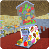 Gumball Machine Candy Shop icon