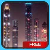 City Lights Live Wallpaper icon