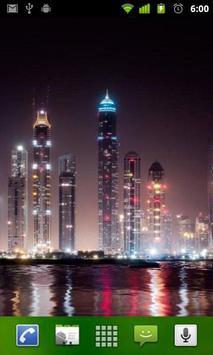 City Lights Live Wallpaper apk screenshot