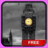 London Clock Live Wallpaper icon