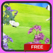 Summer Time Flowers LWP icon