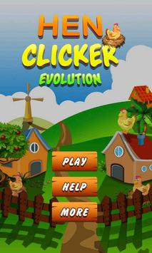 Hen Clicker Evolution poster