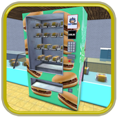 Kids Burger Vending Machine icon
