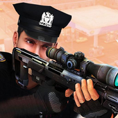 Police Sniper Elite Shooter icon