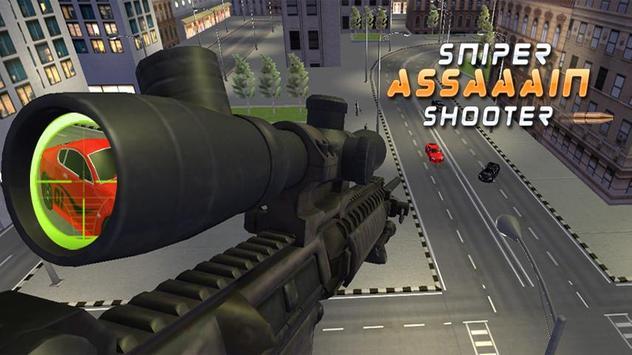 Police Sniper Elite Shooter poster