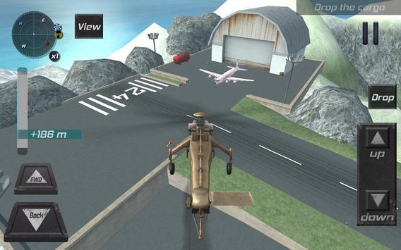 Police & Army Flight Force SIM apk screenshot