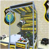Police Prize Claw Machine Fun icon