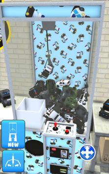 Police Prize Claw Machine Fun apk screenshot