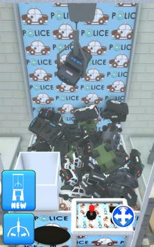 Police Prize Claw Machine Fun apk screenshot
