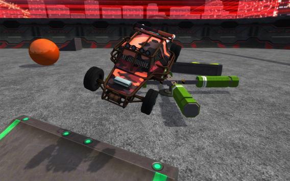 Race Masters: Freestyle Stunts apk screenshot
