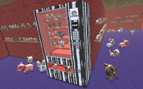 Stuffed Animal Vending Machine apk screenshot