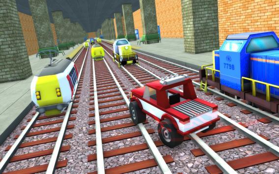Subway Racer Adventure apk screenshot