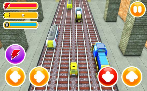 Subway Racer Adventure apk screenshot
