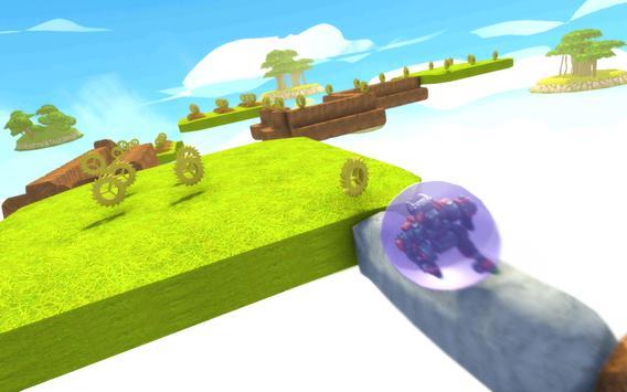 Super Robot Ball : Transform screenshot 5