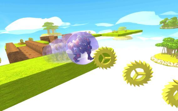 Super Robot Ball : Transform screenshot 6