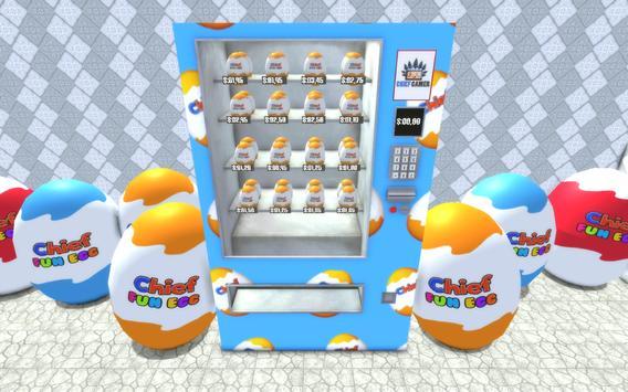 Surprise Eggs Vending Machine apk screenshot