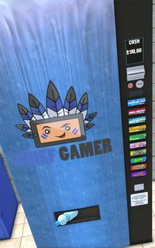 Soda Crush Vending Machine poster