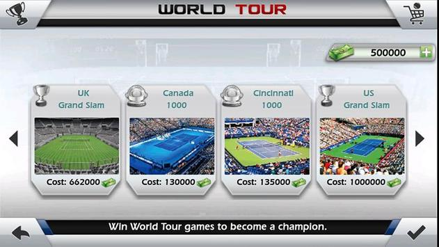 9 Schermata Dito Tennis 3D