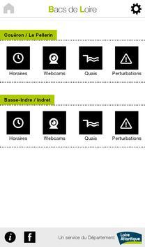 Bacs de Loire apk screenshot