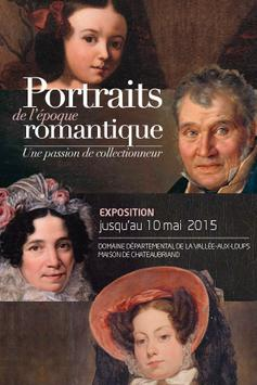 Chateaubriand, Exposition poster