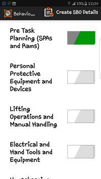 Behaviour Observation apk screenshot
