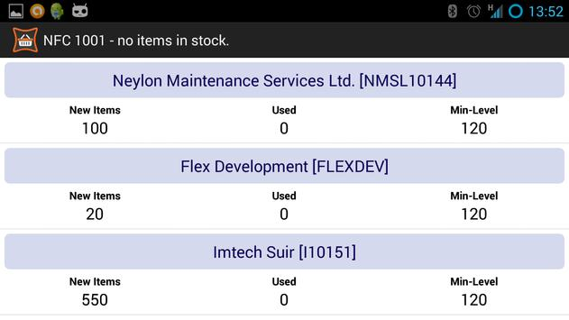 Flex Stock apk screenshot