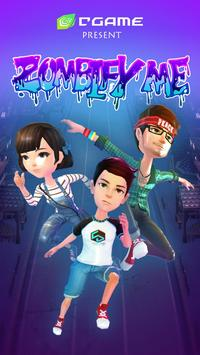 Zombify Me poster