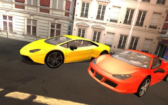 Racing in Car Simulator apk screenshot