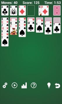 Solitaire HD poster