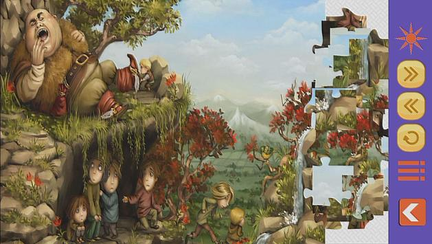 Jigsaw Puzzle Game screenshot 4