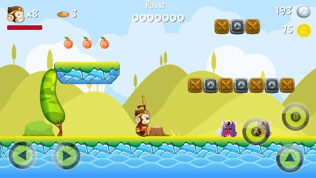 Super Monkey or banana apk screenshot