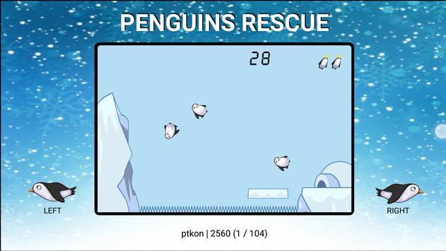 Penguins Rescue screenshot 2